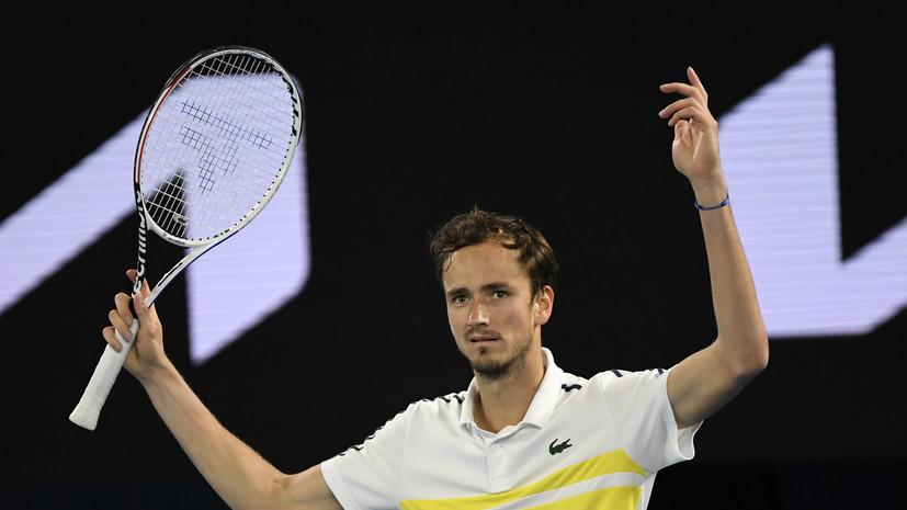 Медведев проиграл Лайовичу в первом круге турнира ATP в Роттердаме
