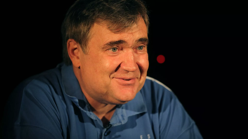 Комментатор «Матч ТВ» рассказал, как у Розанова появилось прозвище Дяденька