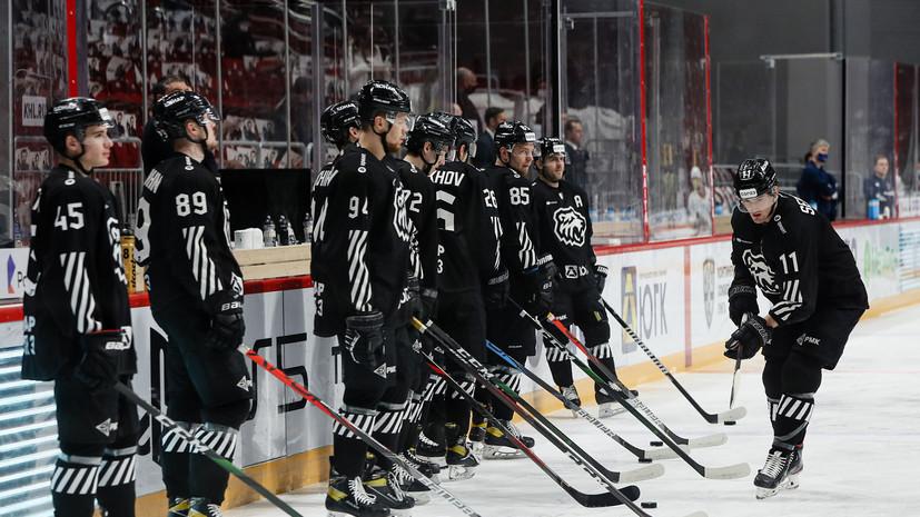 «Трактор» одержал победу над «Салаватом Юлаевым» и вышел вперёд в серии плей-офф КХЛ