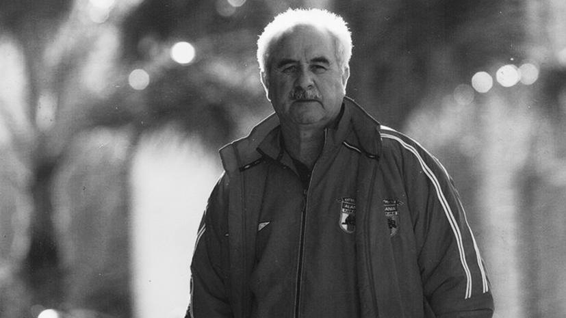 Умер многолетний пресс-атташе «Алании» Айрапетов