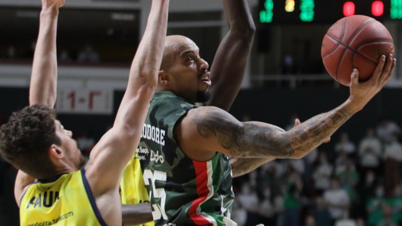 УНИКС разгромил «Андорру» и вышел в плей-офф баскетбольного Еврокубка