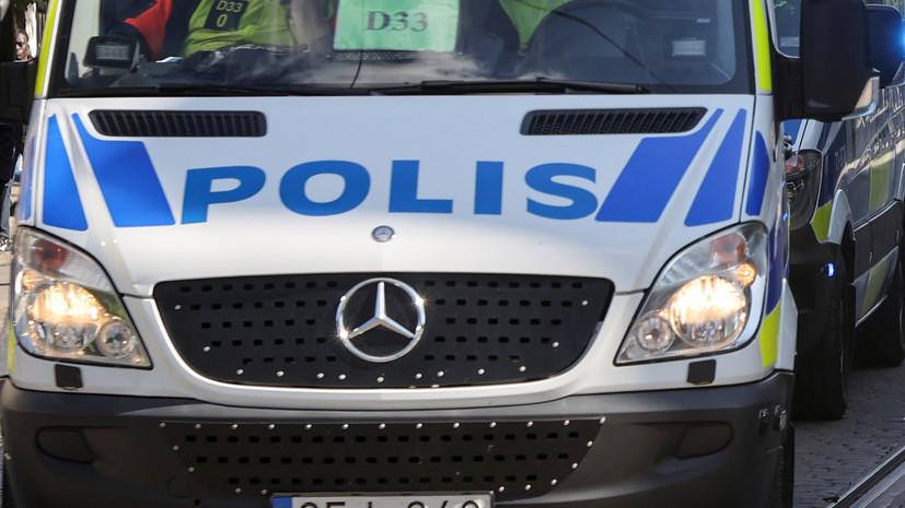 Восемь человек пострадали при нападении с ножом в Швеции