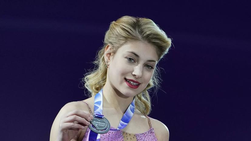 СМИ: Косторная прекратила сотрудничество с Плющенко, не сообщив об этом тренеру