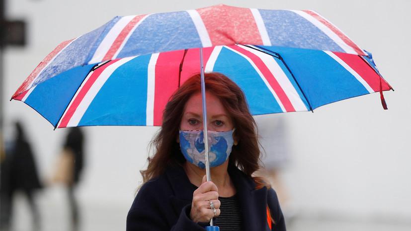 В Молдавии выявили британский штамм коронавируса