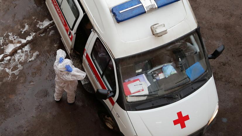 В Петербурге рассказали о ситуации с заболеваемостью коронавирусом