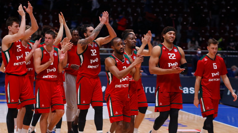 «Локомотив-Кубань» крупно обыграл французскую команду в баскетбольном Еврокубке