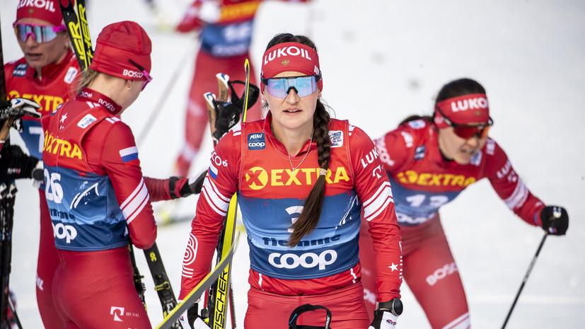Стали известны стартовые номерароссийских лыжниц в женской эстафете на ЧМ