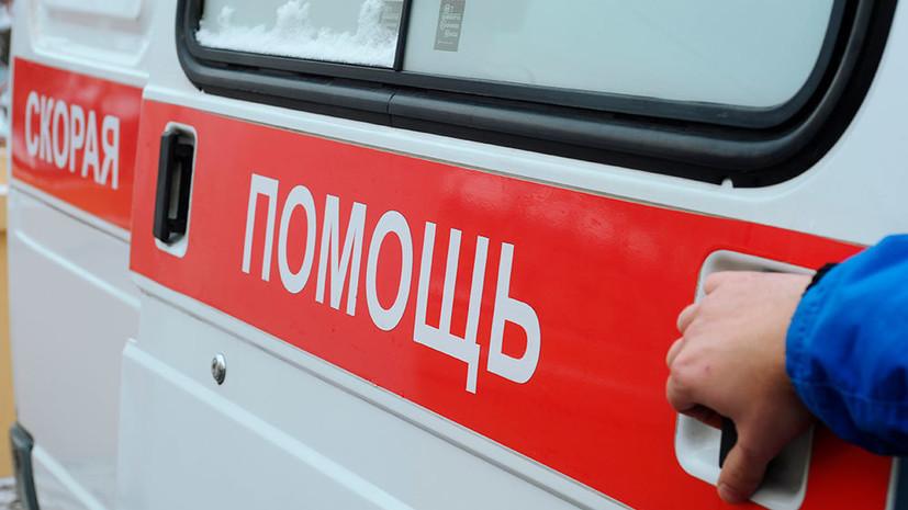 В ДТП с автобусом в Ижевске пострадали девять человек