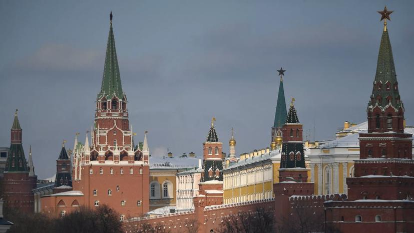 В Кремле сообщили о назначении Королёва первым замдиректора ФСБ