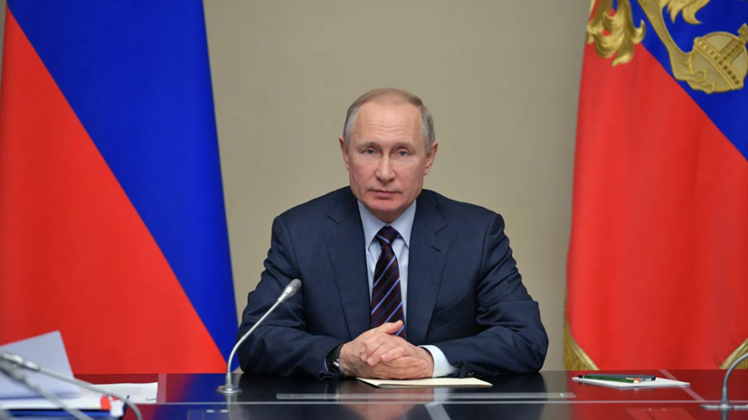 Путин планирует принять участие в ПМЭФ-2021