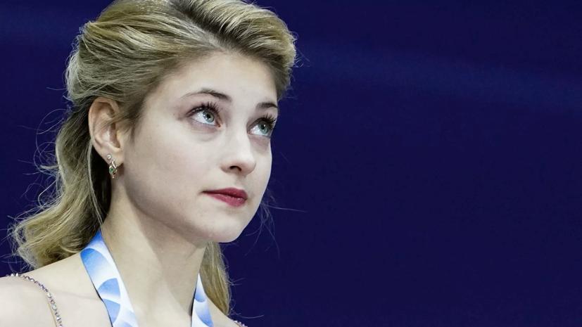 Родионова — о возвращении Косторной к Тутберидзе: Этери Георгиевна проявила себя как сильная личность