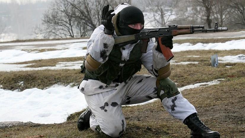 Учения с участием разведчиков и мотострелков прошли в ЮВО