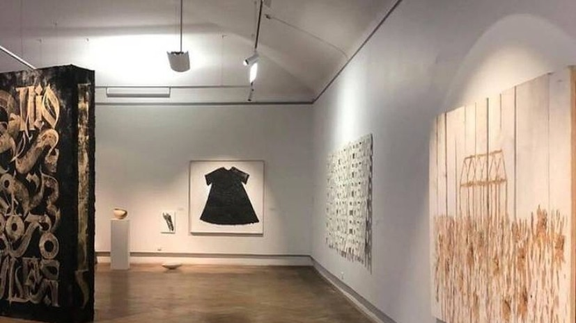 В Русском музее Петербурга открылась выставка современных художников
