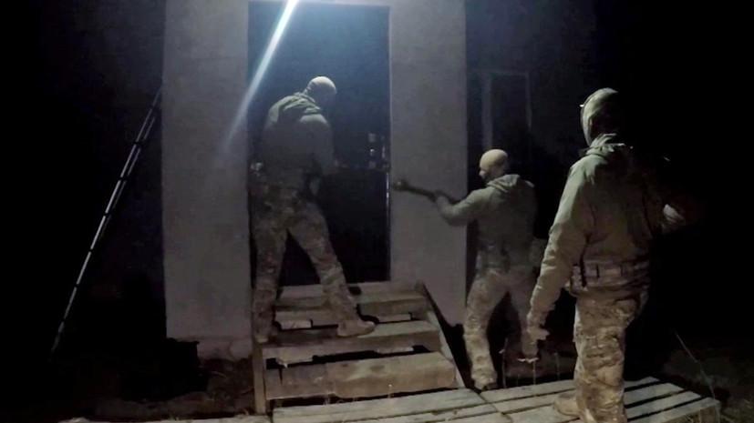 «Обнаружено взрывное устройство»: ФСБ предотвратила теракт в Калининградской области