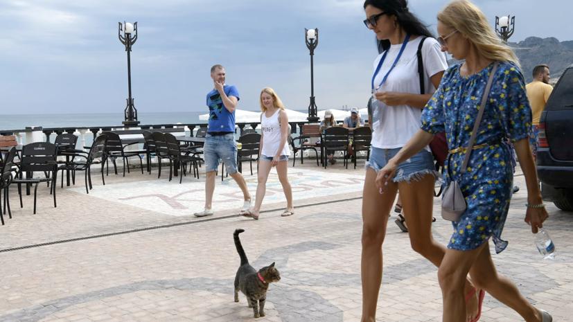 Срок завершения реконструкции набережной Коктебеля перенесли на 2023 год