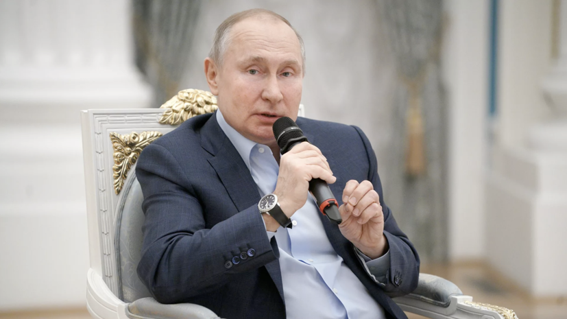 Путин рассказал о своей дружбе с байкерским движением