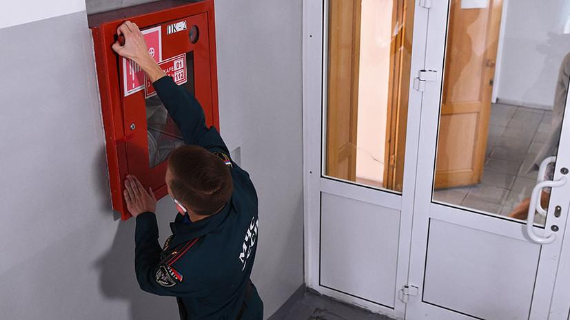 В Подмосковье примут дополнительные меры повышения пожарной безопасности