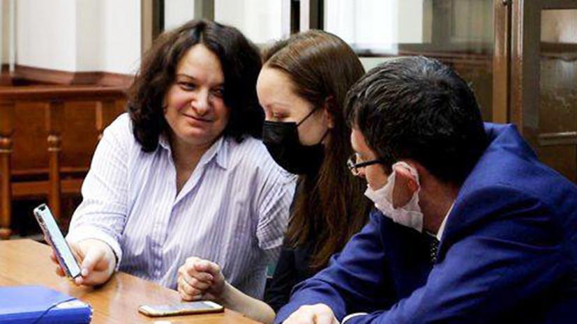 «Надеялась на торжество справедливости»: врач Елена Мисюрина — об эмоциях после закрытия уголовного дела