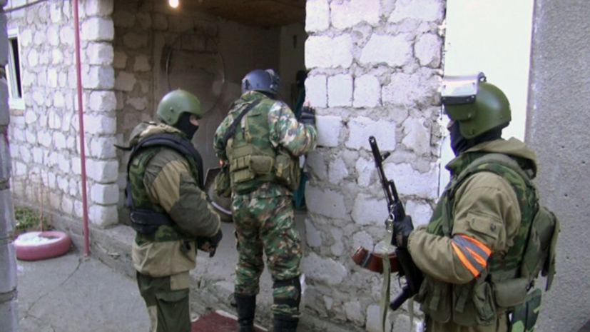 На Северном Кавказе уничтожили 45 боевиков в 2020 году
