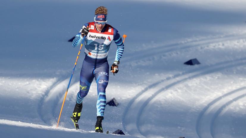 Губерниев извинился перед отцом финского лыжника Мяки