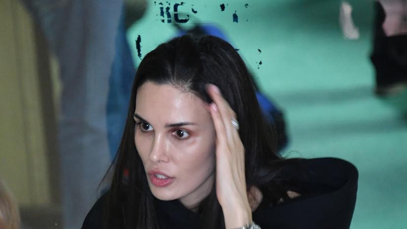 Жена Мамаева заявила, что с её телефона раздали десятки фальшивых интервью