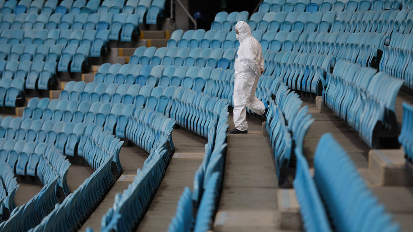 Матч отбора ЧМ-2022 Словакия — Россия пройдёт при пустых трибунах