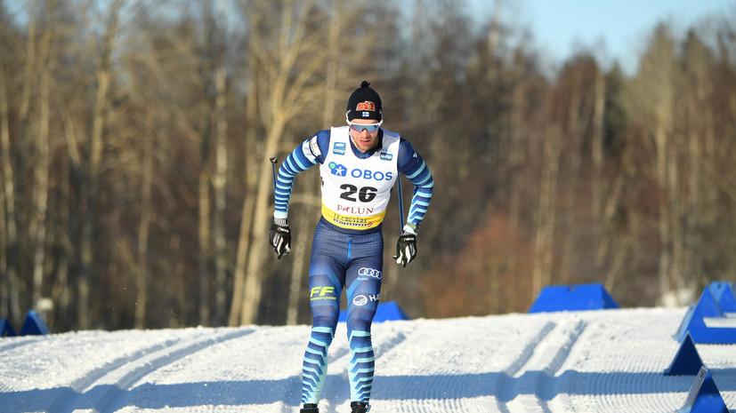 Финские лыжники постриглись налысо перед завершением ЧМ по лыжным видам спорта