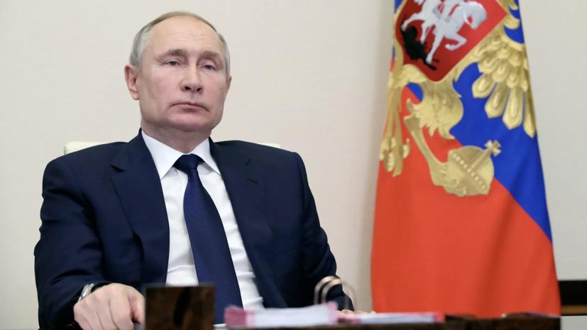Путин назначил нового посла в Узбекистане