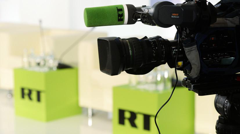 В кабмине ФРГ отказались отвечать на вопрос о закрытии счетов RT DE и Ruptly