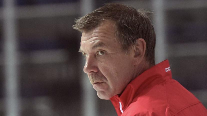 Знарок установил рекорд среди тренеров по числу матчей в плей-офф КХЛ