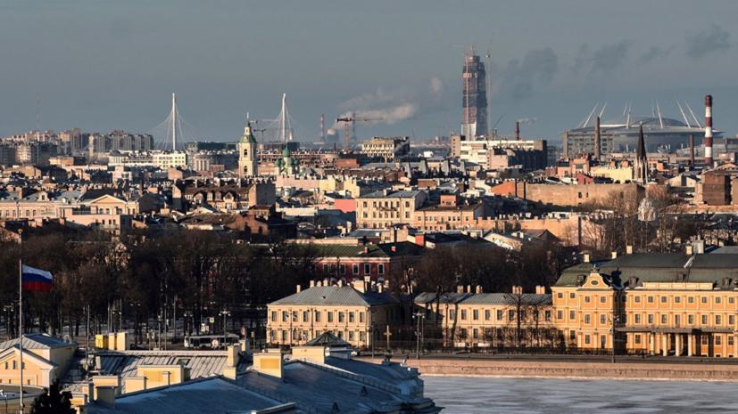 Спасатели предупредили об усилении ветра до 18 м/с в Петербурге