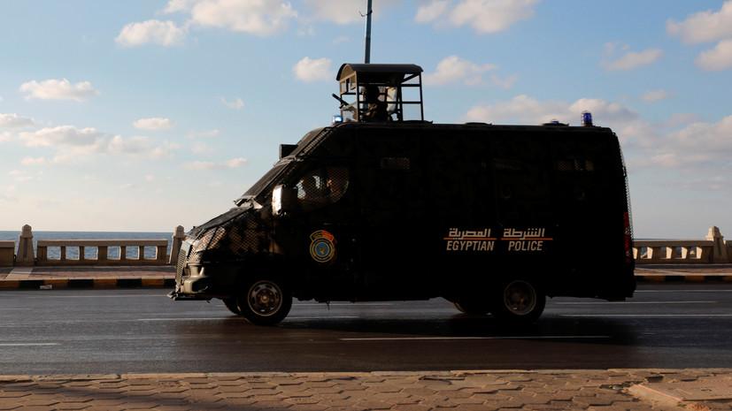 В результате ДТП с грузовиком в Египте погибли 18 человек