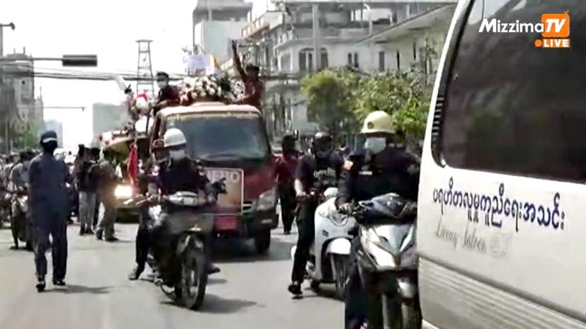 КНР выступает против способных привести к обострению мер ООН по Мьянме