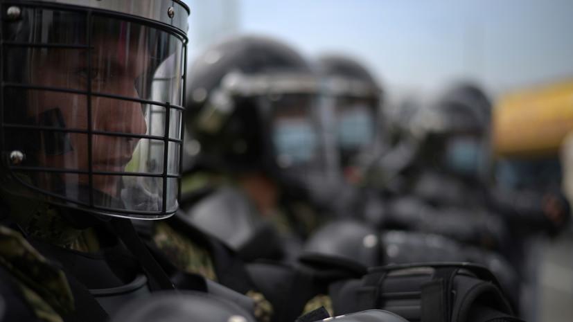 Глава МВД Эквадора подал в отставку из-за бунтов в тюрьмах страны