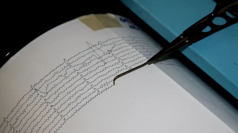 В Узбекистане произошло два землетрясения