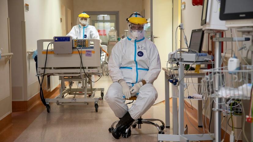 Более 45 тысяч человек умерли в Польше из-за коронавируса