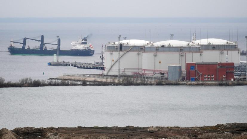 «Очень плотное энергетическое сотрудничество»: в российские порты начали поставлять нефтепродукты из Белоруссии
