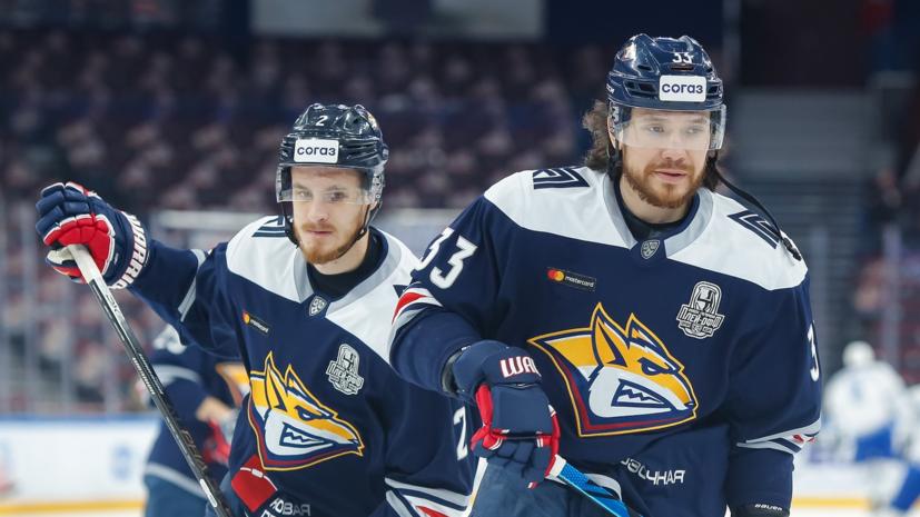 «Металлург» победил «Барыс» в матче плей-офф КХЛ и вышел вперёд в серии