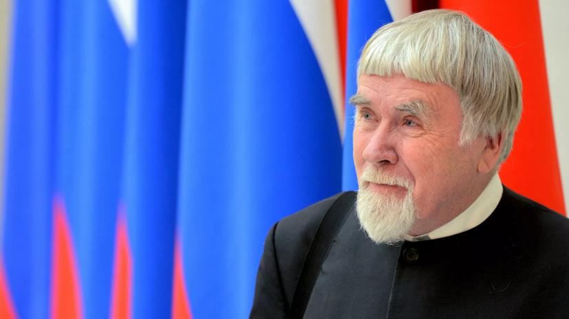 Умер писатель Валентин Курбатов