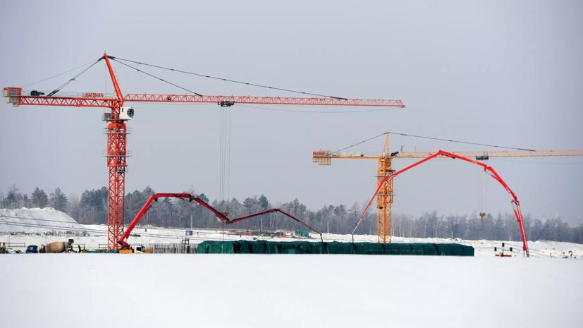 Строительство пилотируемой инфраструктуры на Восточном начнут в 2025 году