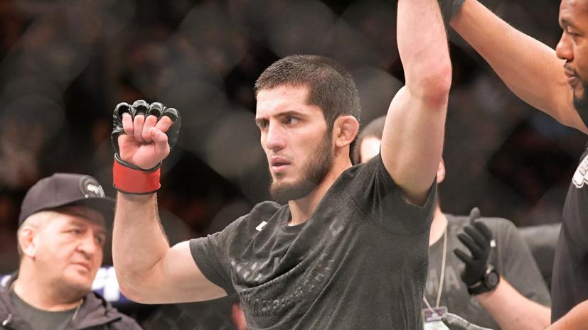 Финкельштейн: Махачев — следующая звезда UFC