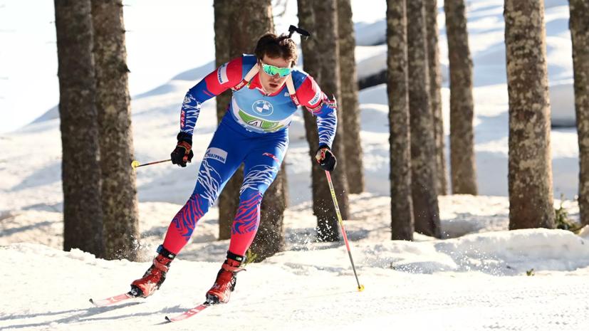 Биатлонист Елисеев заявил, что не знает, с чем связаны его промахи в спринте