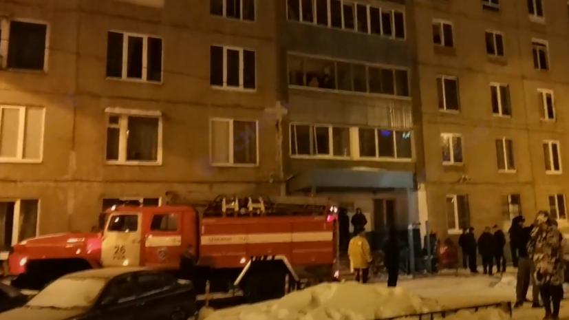 В Уфе при пожаре в многоэтажке погибли три человека