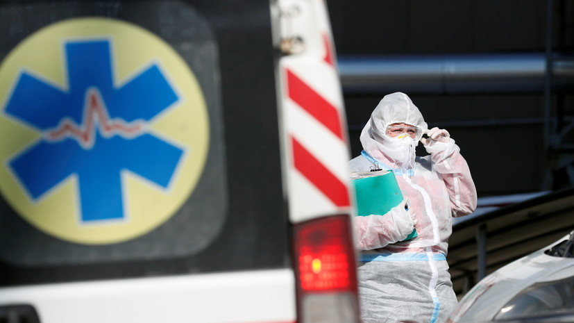 На Украине выявили более 7 тысяч случаев коронавируса за сутки