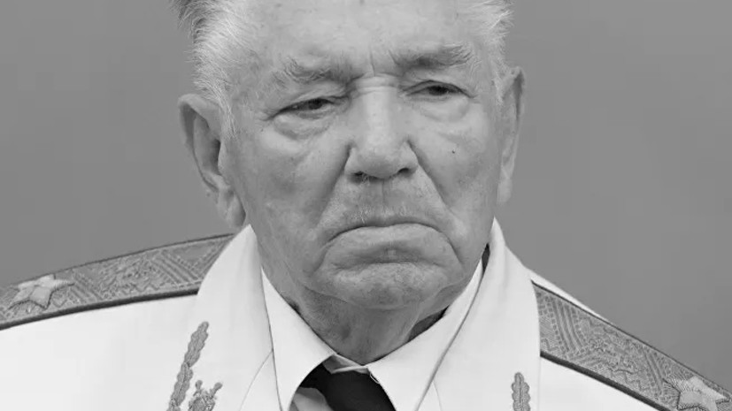 Умер экс-генпрокурор СССР Александр Сухарев