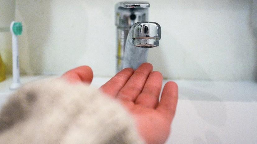 Более 40 тысяч жителей остались без холодной воды в Саратове