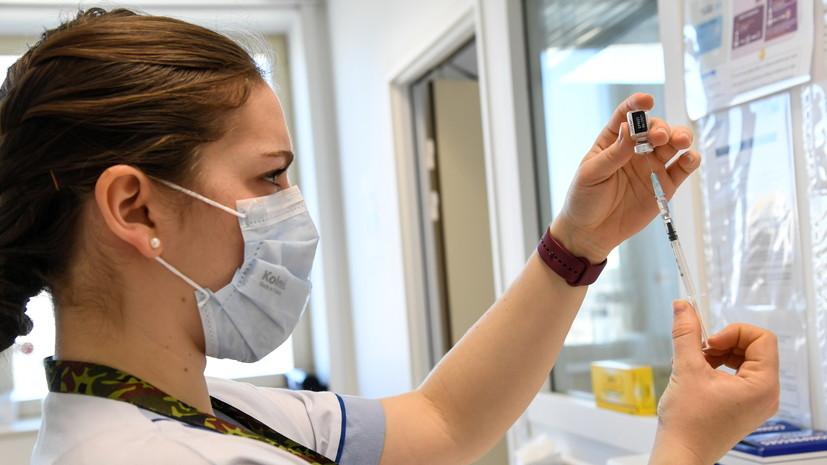 Во Франции высказались об использовании вакцины «Спутник V»
