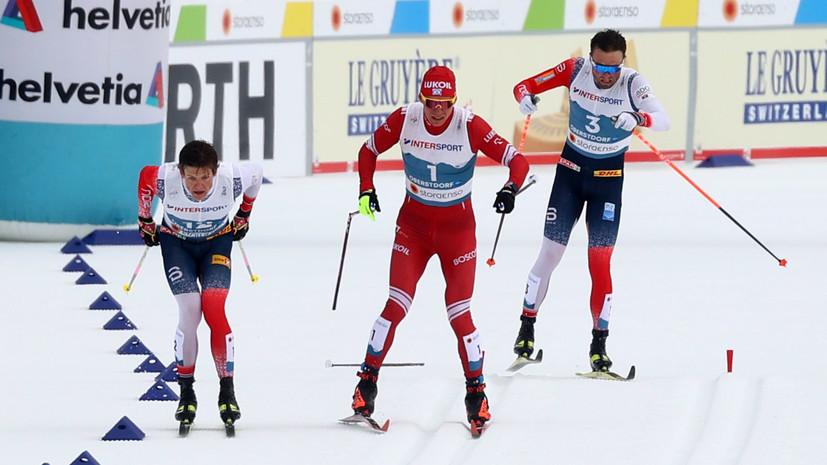 Российская лыжная команда подала протест на действия Клебо на финише марафона на ЧМ