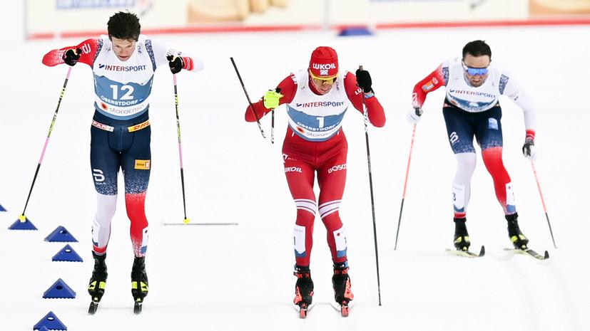Протест удовлетворён: Большунов выиграл серебро в марафоне после дисквалификации Клебо на ЧМ по лыжным видам спорта