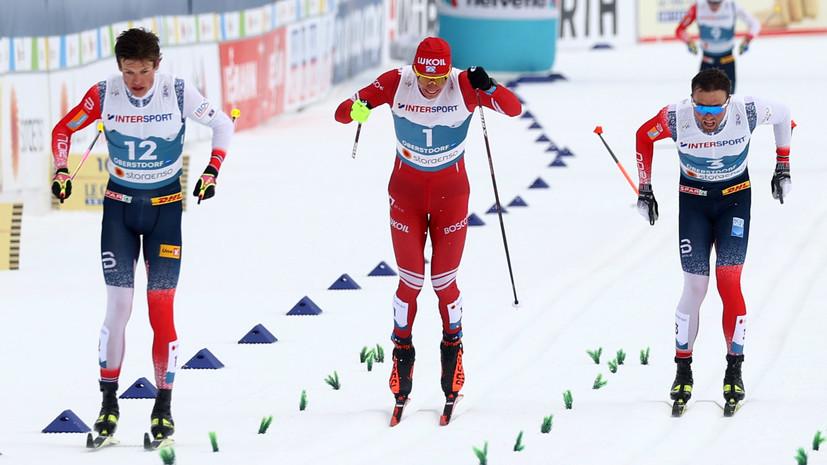 Maximusport: из-за глупости Клебо Большунов потерял золотую медаль